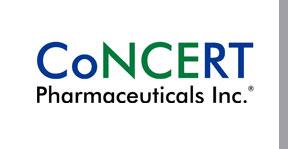 Concert Pharmaceuticals Logo