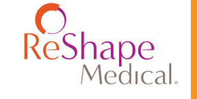 Reshape medical logo