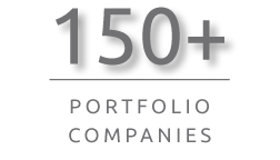 150+ Portfolio Companies