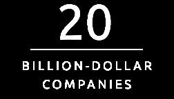 20 Billion Dollar Companies